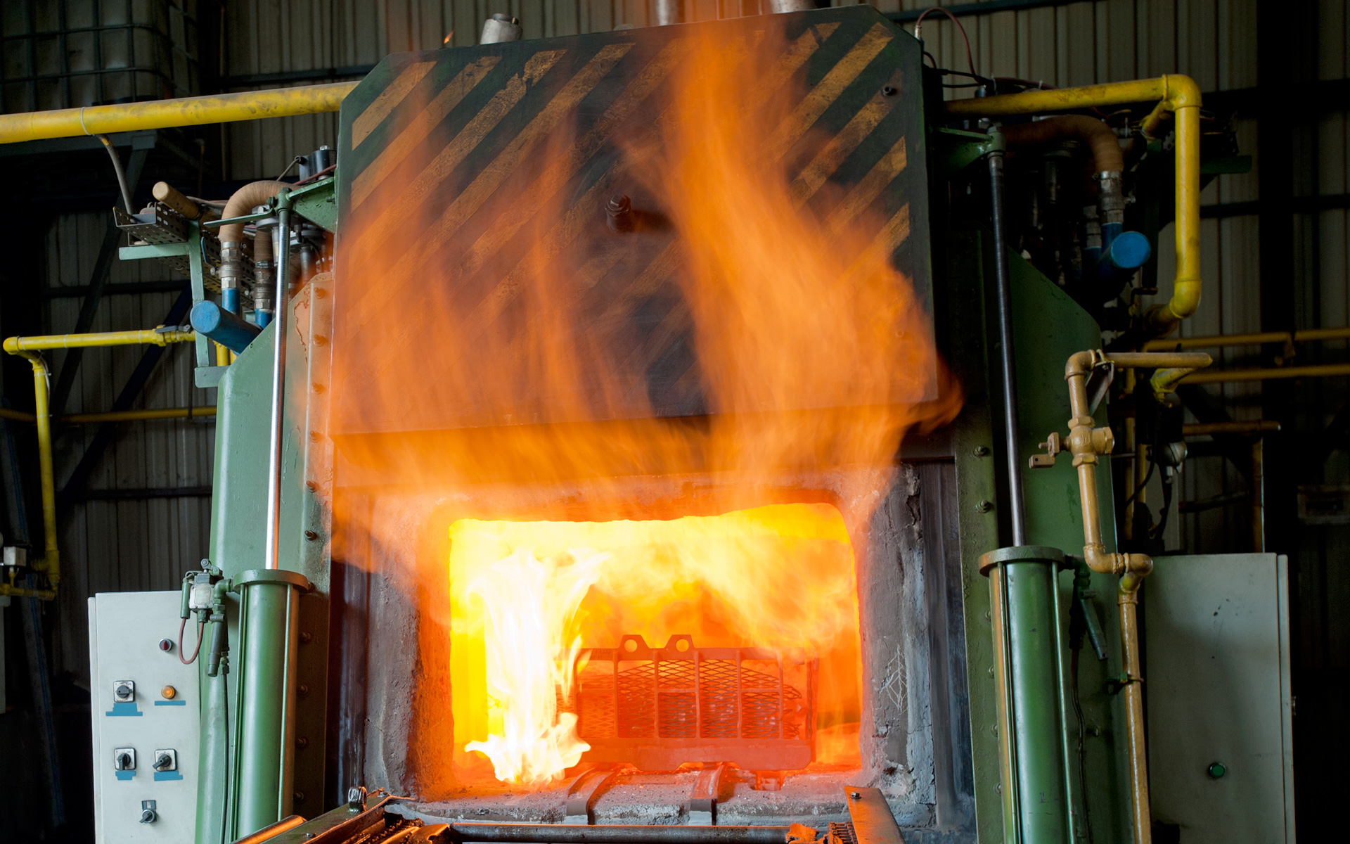 Heat Treating & Surface Technologies